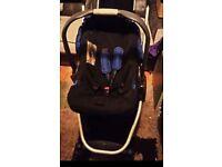 Baby toddler multi pushchair mothercare