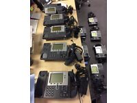 11 x Cisco IP Phone 7491 (Only £10.00 each)