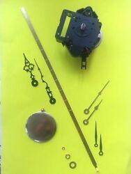 Westminster/Whittington Chime - Quartz PENDULUM Seiko Clock Movement (121)