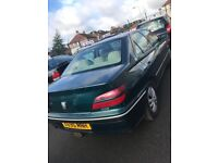 Peugeot 406 LC - 1749cc for sale Kirkcaldy - MOT until Feb 18 and spare key