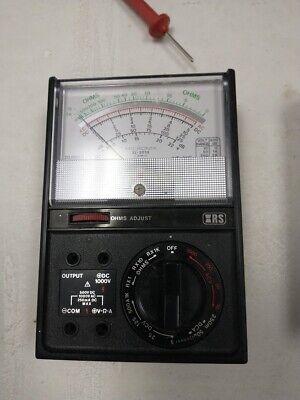 Micronta 22-201u Radio Shack Multitester 18 Range