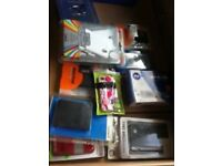 Gaming Accessories Joblot - new retail packaging , ideal for online resale car boot