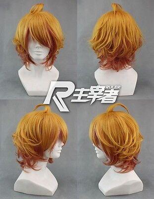 UTA NO PRINCE SAMA Shinomiya Natsuki Short multi Color Cosplay Wig + FREE Cap - Uta Caps
