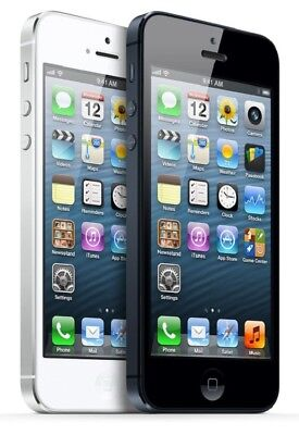 Apple iPhone 5 AT&T No-Contract - A Grade (all Sizes/Colors)