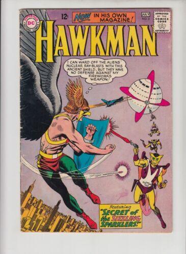 HAWKMAN #2 VG+