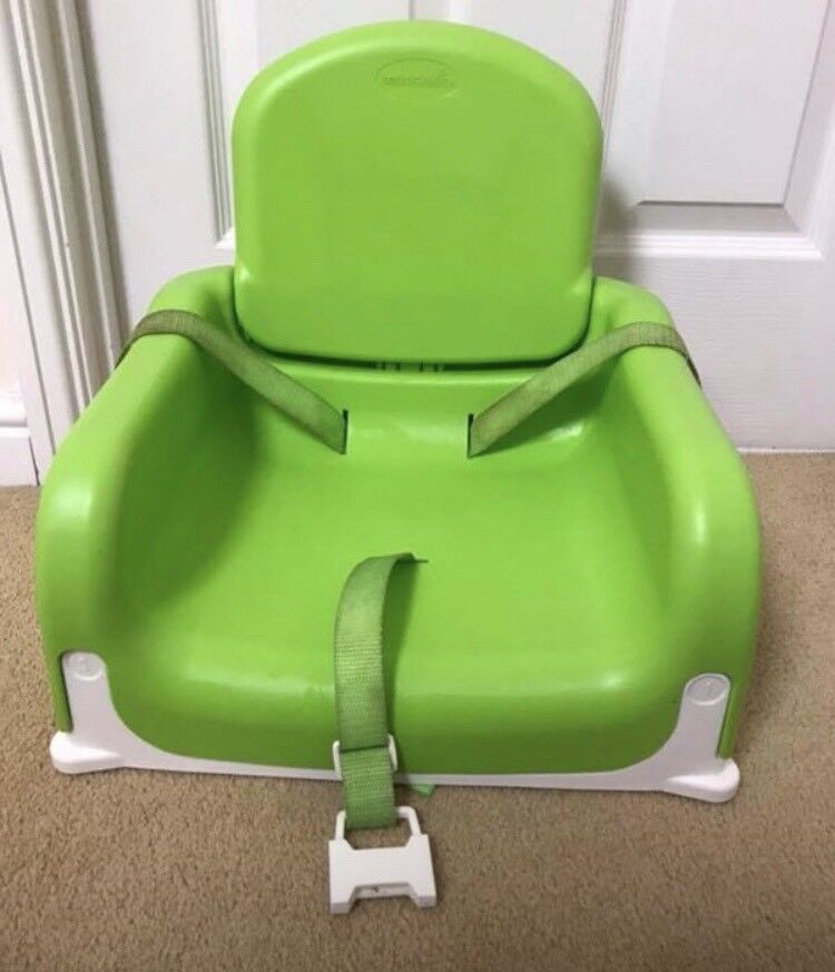 Munchkin Booster seat with detachable tray