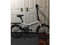 Dawes Kingpin Folding bike with free helmet!