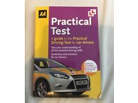 Driving practical test book