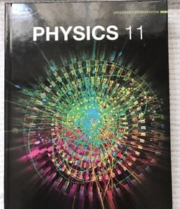 Grade 11 Physics textbook Nelson