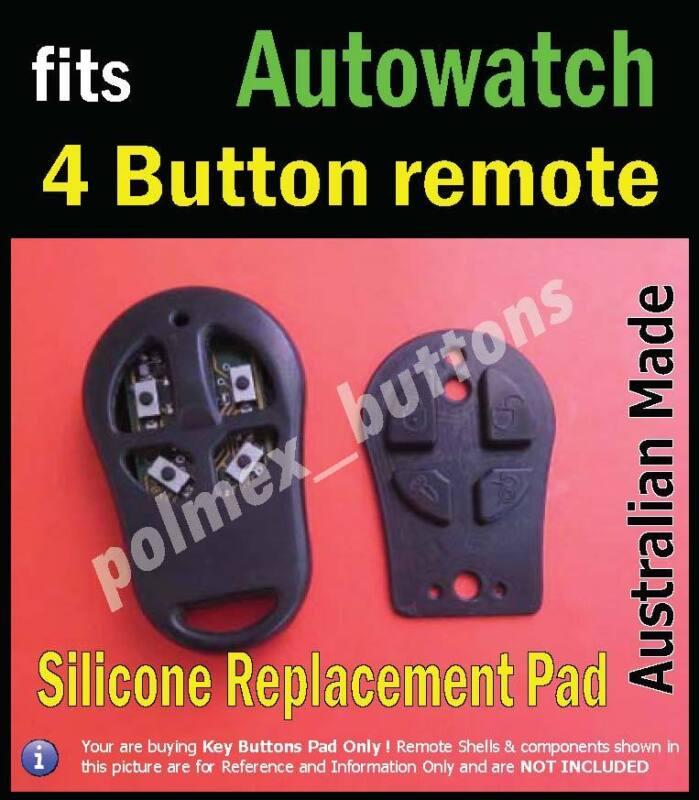 4 button remote