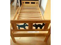 kids bed -Ikea