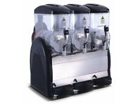 3 TIER SLUSH PUPPY MACHINE