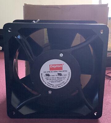 Dayton Ac Axial Fan 2rte2 Volts 230 Cfm 335