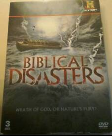 D.V.D.s Biblical-Disasters (Trio)