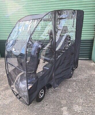 Invacare Comet HEAVY DUTY 8mph Mobility Scooter FULLY SERVICED + CANOPY Can Del*