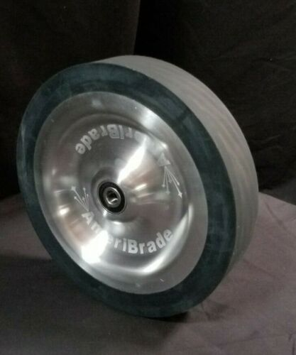 """10"""" contact wheel, 2x72 knife grinder"""