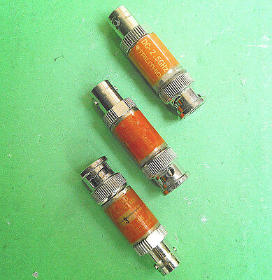 1pc Used TRILITHIC LFP-50 3dB DC-2.5GHz BNC RF Coaxial fixed attenuator