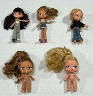 Bratz Kidz Babyz Yasmin Cloe Jade Babyz Hair Flair Cloe Yasmin