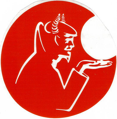 ESHAM RLP LOGO PEEL & RUB ON VINYL DECAL NEW !