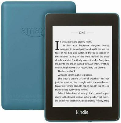 Amazon Kindle Paperwhite 10th Gen 8GB with Special Offers Twilight Blue - NEW