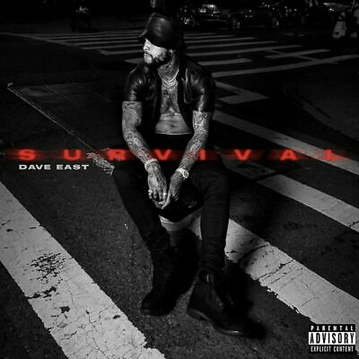 DAVE EAST - SURVIVAL (MIX CD)