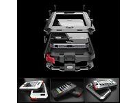 Rain / Shockproof Aluminium Gorilla Cover Case S5 S6 S6 Edge s7 s7 Edge iPhone 4 5 6 7 Plus JobLot