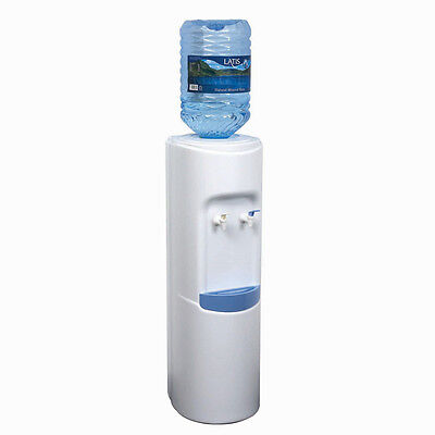 Workplace Water Dispenser Cooler Office Floor Drinking Reception Bottled Cold