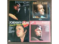 Johnny Cash records