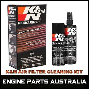 K&N AIR FILTER RECHARGE KIT CLEANER & OIL KN 99-5000 (SPRAY ON OIL)