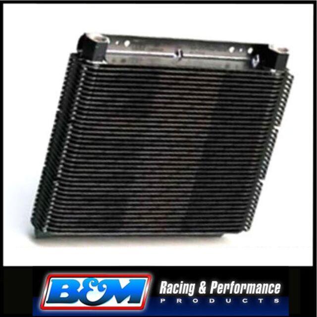 """B&M SUPERCOOLER ENGINE OR TRANSMISSION OIL COOLER 5 3/4"""" X 11"""" X 1 1/2"""" BM70273"""