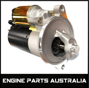 HI-TORQUE-STARTER-MOTOR-FORD-289-302-351-CLEVELAND-WINDSOR-V8-SUIT-MANUAL