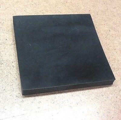 Neoprene Rubber Sheet 38 Thick X 8 Square Strip 60a Duro Std Flex