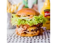 Grill Chef- Eds Easy Diner Watford - IMMEDIATE START - Competitive Hourly Rate