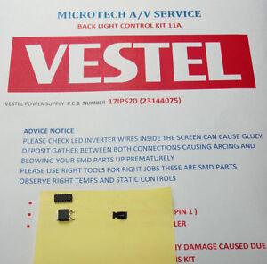 VESTEL 17IPS20 BACKLIGHT KIT11A READ DESCRIPTION