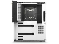 NEW - NZXT N7 Z490 Motherboard-White Intel