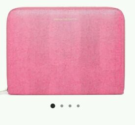 French Connection iPad Tablet cover - Pink