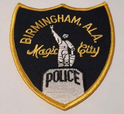 Birmingham Alabama AL US Police Patch Vintage