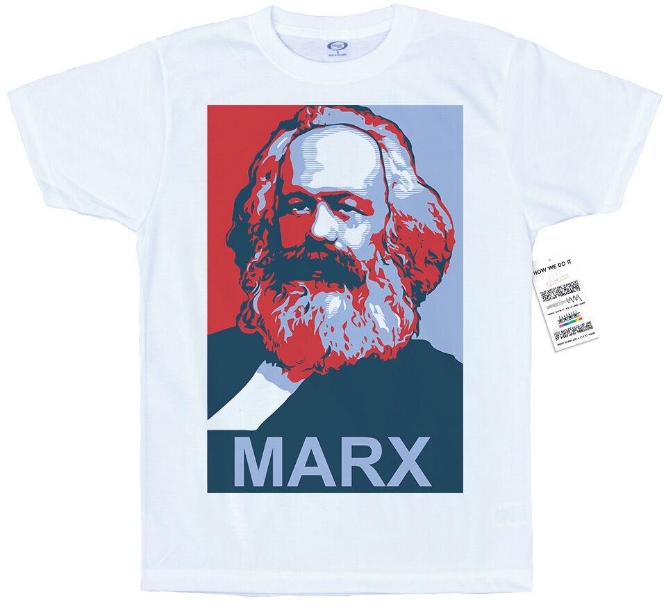 Karl Marx T Shirt Design