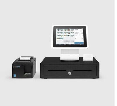 Full Square Pos Retail System-lightly Used-retail