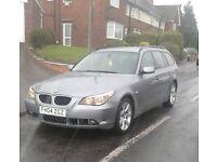 2004 04 BMW 525i SPORT ESATE