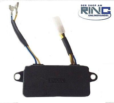 AVR Regolatore di tensione Scambiatore Generatore Emergenza