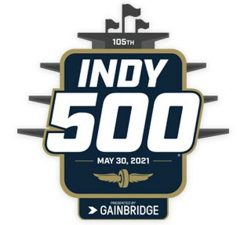 (4) *TURN 1* SW Vista DECK Indianapolis 500 tickets *PRIME* Top Row @ Indy 500
