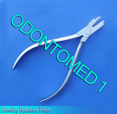 Hawley Retainer Plier Orthodontic Dental Instruments