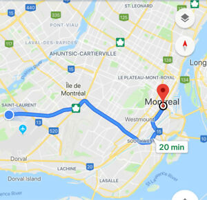 Carpool offer: Montreal <-> Toronto