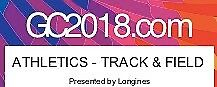 Two Tickets Commonwealth Games - Athletics Final 13.04.2018 Mount Gravatt Brisbane South East Preview