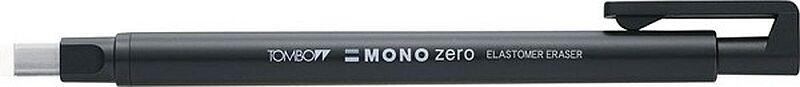 Tombo Mono Zero Drawing Eraser & Refill High Quality Precision Won