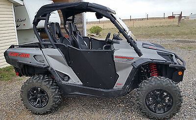Dirt Specialties  CAN-AM  Commander UTV Suicide Doors Set of 2  2011-2020