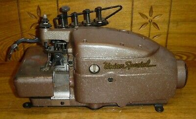 Union Special 39500al Industrial Sewing Machine Head
