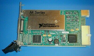 Ni Pxi-6251 Multifunction Daq 16ch 16bit M-series National Instruments Tested