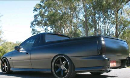 Supercharged 500+RWHP Holden Commodore SS V8 5.7 Ute 6 SPD MANUAL